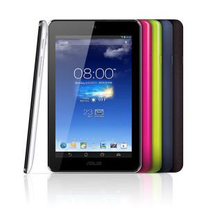 zdjęcie przedstawiające tablet asus memo Pad 7 calowy