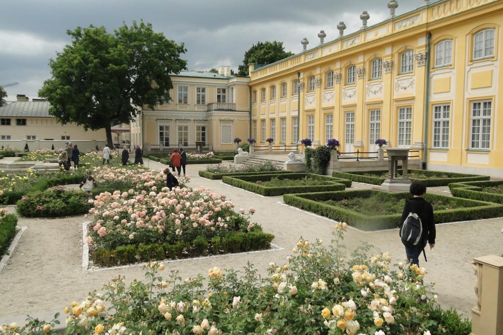 Ogrody w Wilanowie