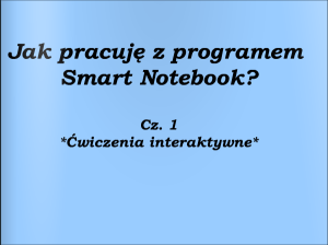 Kliknij!  autor: Monika Kubica grafika: program SmartNotebook