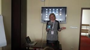 Barbara Halska, Nauczyciel Roku 2014