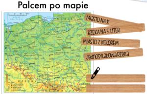 Palcem po mapie