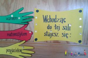 Klasa 3a w Warszawie